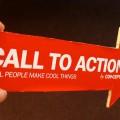 Call to Action Commercio Elettronico