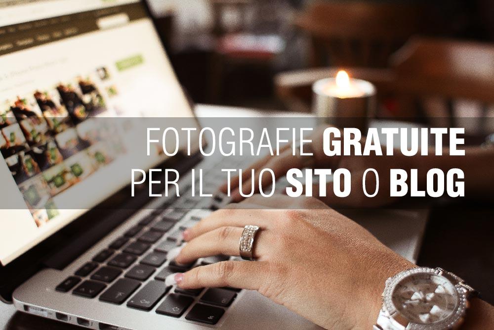Fotografie Free per siti e blog