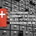 Trasformiamo le community Google Plus in strumenti di bookmarking