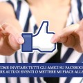 come invitare amici facebook