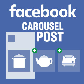 Facebook Carousel Post