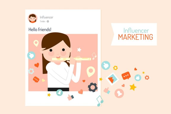 Le tendenze dell'influencer marketing da seguire nel 2018